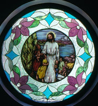 Jesus Blessing the Children