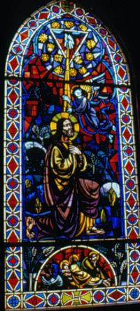 Christ in Gethesmane