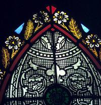 Ornamental stenciled