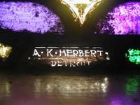 A.K. Herbert signature