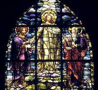 The Transfiguration close-up