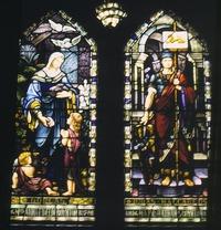 Dorcas and Judas Maccabeus