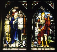 Hiram the Artificer/St. Martin, Christian Knight and Martyr