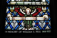 The Sacrament of Holy Matrimony, donor close-up