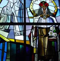 St. Casimir close-up