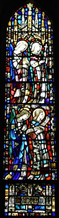 Baptism of Christ by John the Baptist, Part 1