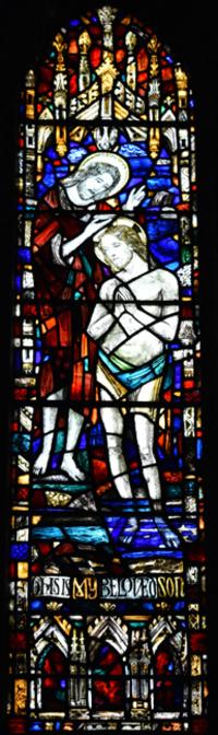Baptism of Christ by John the Baptist, Part 2