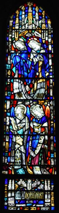 Baptism of Christ by John the Baptist, Part 3