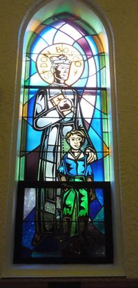 St. John (Don) Bosco