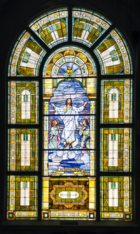 Ascension Window