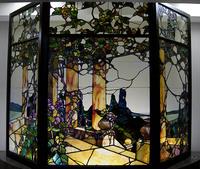 The Grape Arbor Window