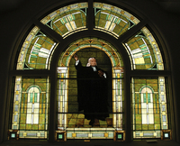 John Wesley Window