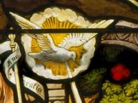 Annunciation Dove Detail