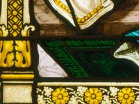Annunciation Detail Sign