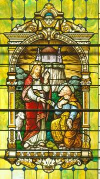 Christ Gives Keys to Peter