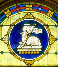 Lamb Window Detail