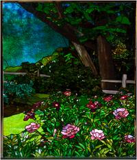The Peony Garden-Nichols Arboretum