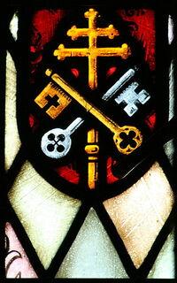 Keys and Patriarchal Cross