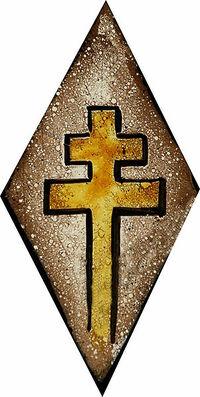 Patriarchal Cross