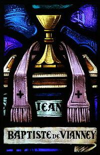 St. John Vianney Symbol
