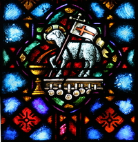 Victorious Lamb and Seven Seals