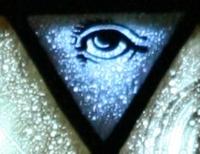 Christ the King of Kings  Eye Detail