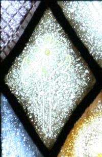 Christ the King of Kings  Flower Detail