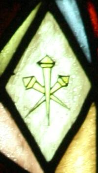 Jesus carries His Cross Detail