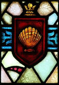 St. John the Baptist Shell Detail
