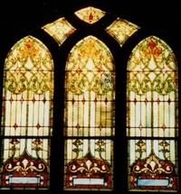 Ornamental Arched Window 7