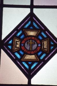 Prayer and Maltese Cross