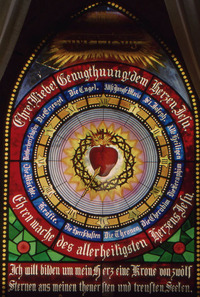 Dials of the Guard of Honor of the Sacred Heart
