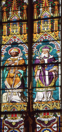 St. Ambrose and St. Boniface