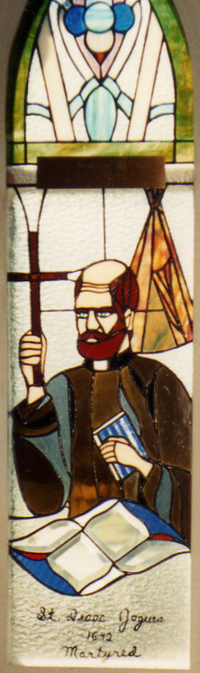 St. Isaac Jogues, 1642, martyred