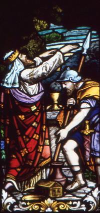 Offering of Melchizeder