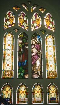 Jesus at Doorway
