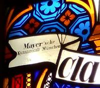 Christ Giving Keys of Peter signature