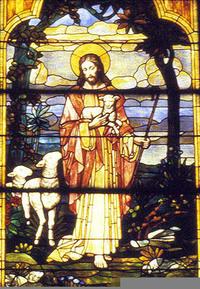 The Good Shepherd Close Up