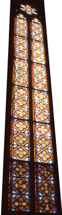 Chancel Side Windows