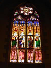 John the Evangelist, Holy Family, John the Baptist