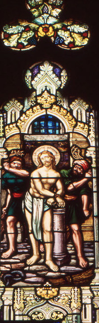 Scourging of Jesus at the Pillar