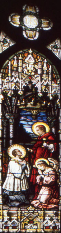 St. Aloysius and St. Robert Bellarmine