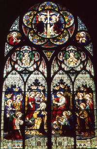 The Coronation of Mary Queen of Heaven
