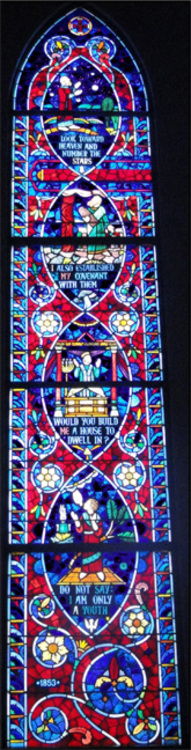 The Old Testament Window