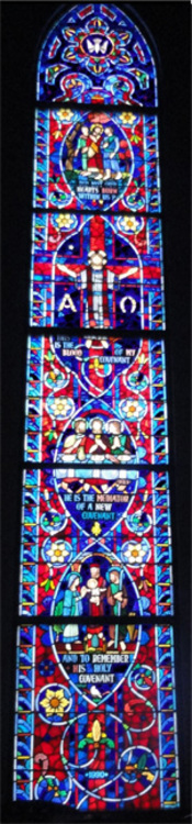 Christ Window