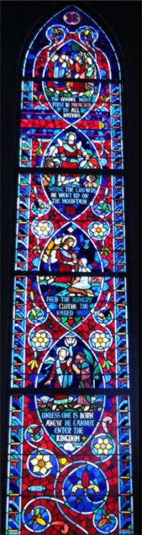 The New Testament Window