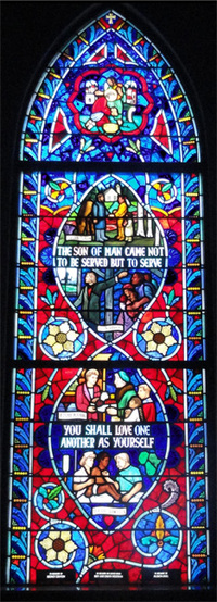 The Servant Window