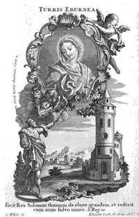 Tower of Ivory Illumination by Klauber Studio.
