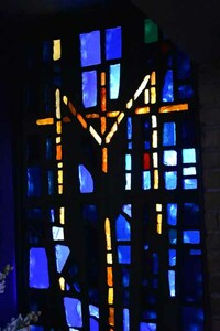 St. Mary Shrine, Marian Cross