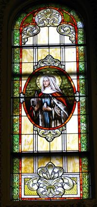 St. Hedwig Window photo by Dave Daniszewski